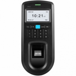 Anviz Control de Acceso y Asistencia Biométrico VF10, 1000 Usuarios, USB