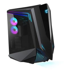 Gabinete AORUS C700 Glass con Ventana ARGB, Full-Tower, ATX/EATX/Micro ATX/Mini-ITX, USB 3.1, sin Fuente, Negro