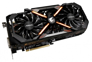 Tarjeta de Video AORUS NVIDIA GeForce GTX 1080 Ti, 11GB 352-bit GDDR5X, PCI Express x16 3.0