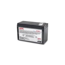 APC Batería de Reemplazo para UPS Cartucho #110 RBC110