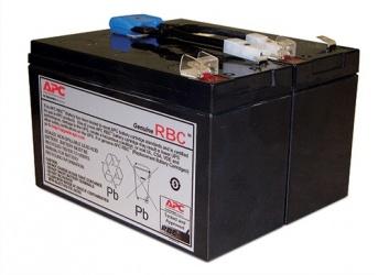 APC Batería de Reemplazo para No Break 142, 24V, 216VAh