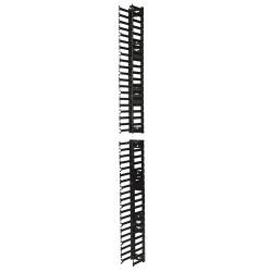 APC Organizador Vertical de Cables para Gabinetes NetShelter SX, 750mm, 42U, 2 Piezas