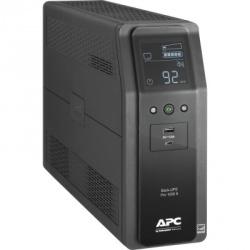 No Break APC BR1100M2-LM Back UPS PRO BR Linea Interactiva, 600W, 1100VA, 88 - 147V, Salida 120V, 10 Contactos