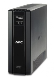 No Break APC Back-UPS Pro BR1500G, 865W, 1500VA, Entrada 120, Salida 120V