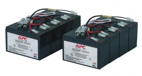APC Bateria de Reemplazo para UPS Cartucho #12 RBC12