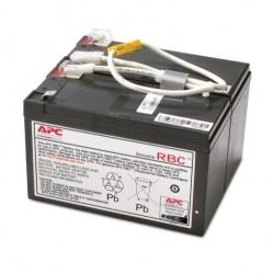 APC Batería de Reemplazo para No Break RBC5, VRLA