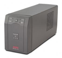 No Break APC Smart-UPS SC420 Línea Interactiva, 260W, 420VA, 120V, 4 Contactos