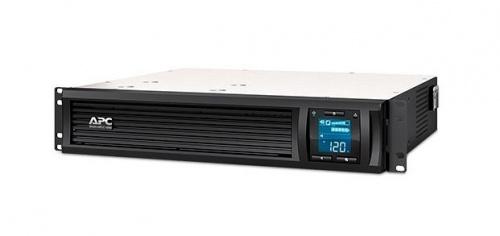 No Break APC Smart-UPS SMC1000-2UC Línea Interactiva, 600W, 1000V, Entrada 85 - 136V, Salida 110 - 127V, 6 Contactos