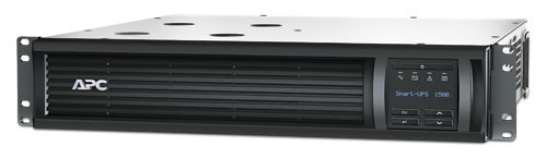No Break APC Smart-UPS, 1000W, 1500VA, 220V, Entrada 151-302V, Salida 220-240V, 4 Contactos