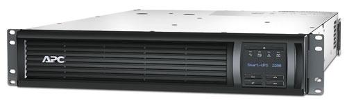 No Break APC Smart-UPS con LCD SMT2200RM2U, 1980W, 2200VA, 2U, Entrada 120V, Salida 120V