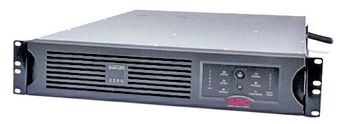 No Break APC Smart-UPS SUA2200RM2U, 1980W, 2200VA, Entrada 120V, Salida 120V, 2U