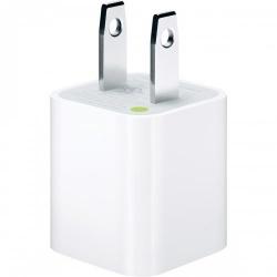 Apple Adaptador de Corriente USB, 5W, para iPhone/iPod