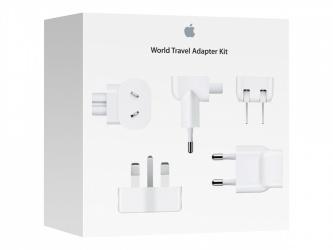 Apple Kit de Adaptadores para Viajes Internacionales, Blanco