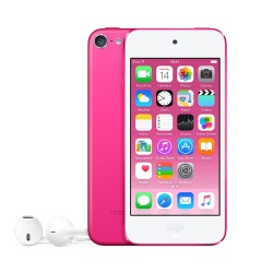 Apple iPod Touch 32GB, 8MP + 1.2MP, Apple A8, Bluetooth 4.1, Rosa