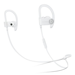Beats by Dr. Dre Audífonos Intrauriculares Powerbeats3, Inalámbrico, Bluetooth, Blanco