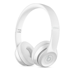Beats by Dr. Dre Audífonos Beats Solo3 Wireless, Bluetooth, Blanco