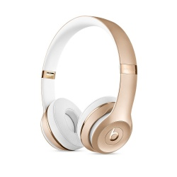 Beats by Dr. Dre Audífonos Beats Solo3 Wireless, Bluetooth, Oro