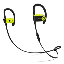 Beats by Dr. Dre Audífonos Intrauriculares Powerbeats3, Inalámbrico, Bluetooth, Amarillo
