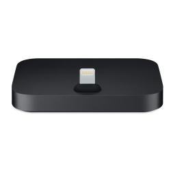 Dock Apple MNN62AM/A para iPhone, Lightning Negro
