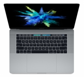 "Apple MacBook Pro Retina MPTT2E/A 15.4"", Intel Core i7 2.90GHz, 16GB, 512GB SSD, Mac OS Sierra, Gris (Septiembre 2017)"