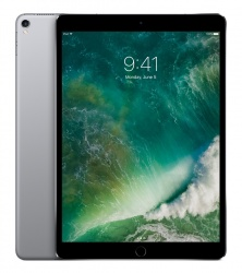 Apple iPad Pro Retina 10.5'', 64GB, 2224 x 1668 Pixeles, iOS 10, WiFi + Cellular, Bluetooth 4.2, Space Gray (Septiembre 2017)
