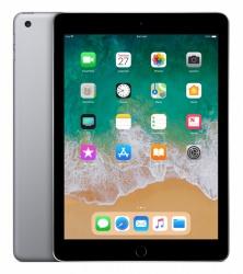 "Apple iPad A10 Retina 9.7"", 128GB, 2048 x 1536 Pixeles, iOS 11, WiFi, Bluetooth 4.2, Space Gray (Octubre 2019)"