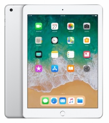 "Apple iPad Retina 9.7"", 128GB, 2048 x 1536 Pixeles, iOS 11, Wi-Fi, Bluetooth 4.2, Plata (Mayo 2018)"