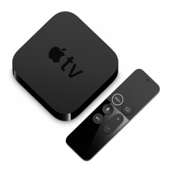 Apple TV 4ta. Generación, Full HD, 32GB, Bluetooth 4.0, HDMI, Negro
