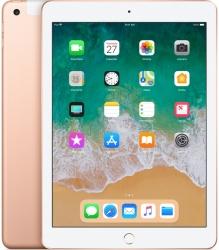 "Apple iPad Retina 9.7"", 128GB, 2048 x 1536 Pixeles, iOS 11, Wi-Fi + Cellular, Bluetooth 4.2, Oro (Mayo 2018)"
