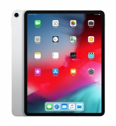 "Apple iPad Pro Retina 12.9"", 512GB, 2732 x 2048 Pixeles, iOS 12, WiFi + Cellular, Bluetooth 5.0, Plata (Abril 2019)"