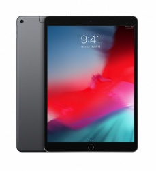 "Apple iPad Air Retina 10.5"", 64GB, 2224 x 1668 Pixeles, iOS 12, WiFi + Cellular, Bluetooth 5.0, Gris (Julio 2019)"
