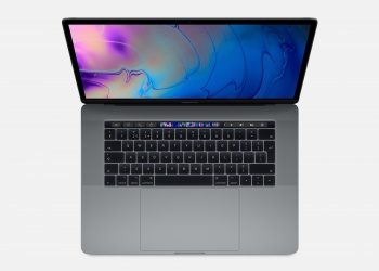 "Apple MacBook Pro Retina MV922E/A 15.4"", Intel Core i7 2.60GHz, 16GB, 256GB SSD, macOS Mojave, Space Gray (Junio 2019)"