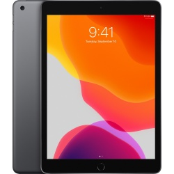 "Apple iPad 7 Retina 10.2"", 128GB, WiFi + Cellular, Space Gray (7.ª Generación - Septiembre 2019)"