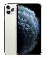 "Apple iPhone 11 Pro Max 6.5"" OLED, 256GB, 4GB RAM, 4G, iOS 13, Plata ― Condición Especial, Caja Abierta"