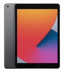 """Apple iPad 8 Retina 10.2"""", 128GB, Wi-Fi, Space Gray (8.ª Generación - Septiembre 2020)"""