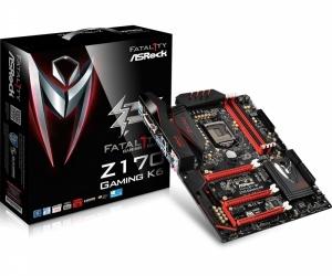 Tarjeta Madre ASRock ATX Fatal1ty Z170 Gaming K6, S-1151, Intel Z170, HDMI, 64GB DDR4, para Intel