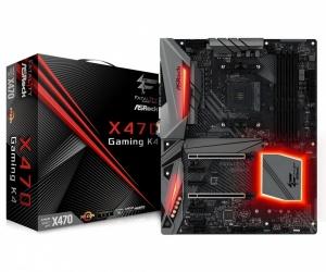 Tarjeta Madre ASRock ATX Fatal1ty X470, S-AM4, HDMI, 64GB DDR4 para AMD