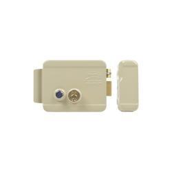 Assa Abloy Cerrradura Electromecánica 321-DCI-ABG, sin Botón, para Puerta Izquierda