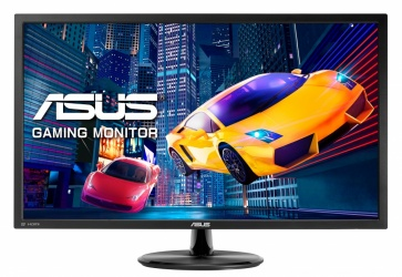 Monitor Gamer ASUS VP28UQG LED 28'', 4K Ultra HD, Widescreen, FreeSync, HDMI, Negro