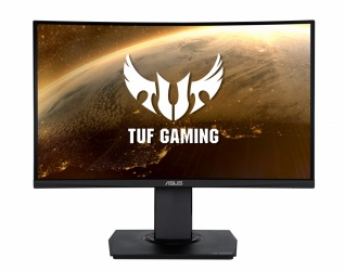 Monitor Gamer ASUS TUF Gaming Curvo VG24VQ LED 23.6