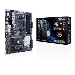 Tarjeta Madre ASUS ATX PRIME X370-PRO, S-AM4, AMD X370, HDMI, 64GB DDR4, para AMD