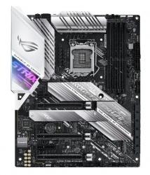 Tarjeta Madre ASUS ATX ROG STRIX Z490-A Gaming, S-1200, Intel Z490, HDMI, 128GB DDR4 para Intel