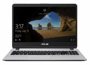 Laptop ASUS VivoBook A507UA 15.6'' HD, Intel Core i3-7020U 2.30GHz, 8GB, 16GB Optane, 1TB, Windows 10 Home 64-bit, Gris
