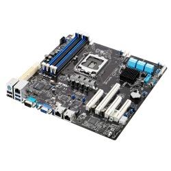Tarjeta Madre ASUS micro ATX P10S-M, S-1151, Intel C232, 64GB DDR4, para Intel