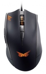 Mouse Gamer ASUS Óptico Strix Claw, Alámbrico, 5000DPI, USB, Negro/Naranja