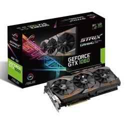 Tarjeta de Video ASUS NVIDIA GeForce GTX 1060 ROG STRIX Gaming, 6GB 192-bit GDDR5, PCI Express 3.0 x16 ― ¡Recibe Fortnite Counterattack Set!