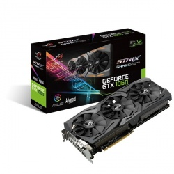 Tarjeta de Video ASUS NVIDIA GeForce GTX 1060 ROG STRIX GAMING Avanced, 6GB 192-bit GDDR5, PCI Express 3.0