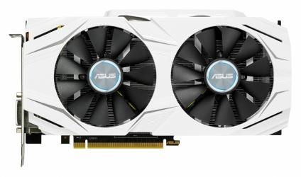Tarjeta de Video ASUS NVIDIA GeForce GTX 1060 Dual OC, 6GB 192-bit GDDR5, PCI Express 3.0