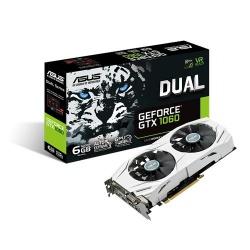 Tarjeta de Video ASUS NVIDIA GeForce GTX 1060 Dual, 6GB 192-bit GDDR5, PCI Express 3.0