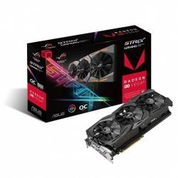 Tarjeta de Video ASUS AMD Radeon RX Vega 56 ROG Strix Gaming OC, 8GB 2048-bit HBM2, PCI Express 3.0 ― ¡Gratis 3 meses de Xbox Game Pass para PC! (un código por cliente)